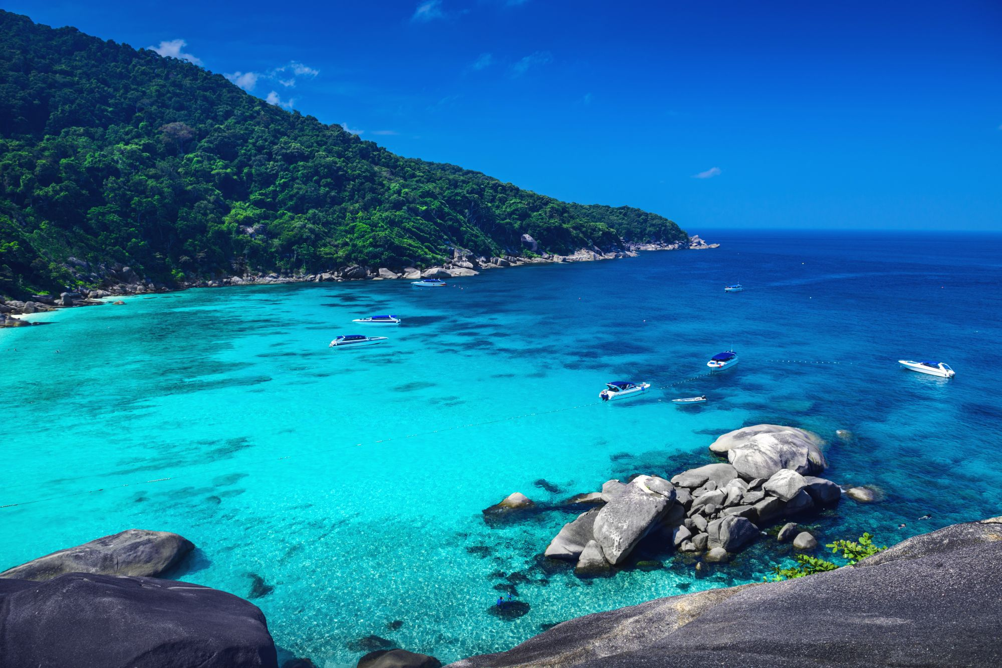 Similan Islands Thailand