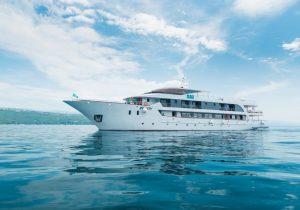 Яхта Infinity в Хорватии